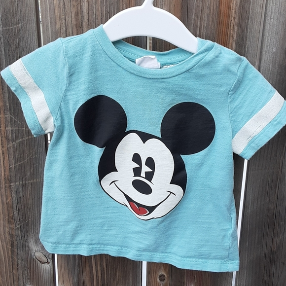 5/$15 H&M Mickey Mouse Baby T-Shirt